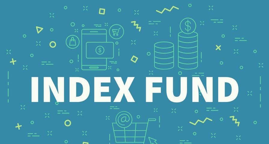 Index Fund Graphic