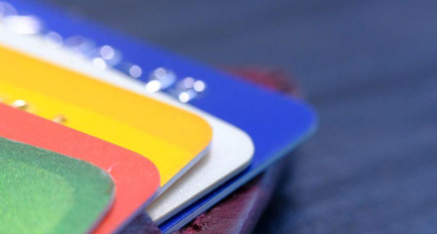 Plastic Credit Cards