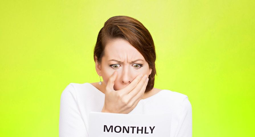 Woman Shocked by Monthly Statement