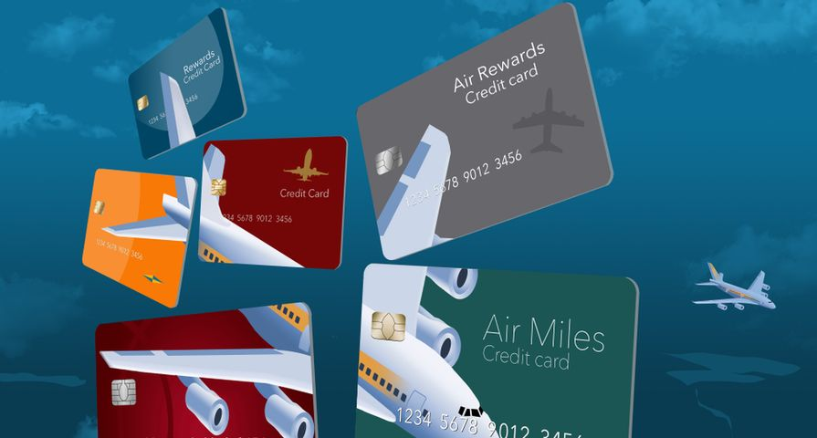 Travel Credit Cards and Airplanes