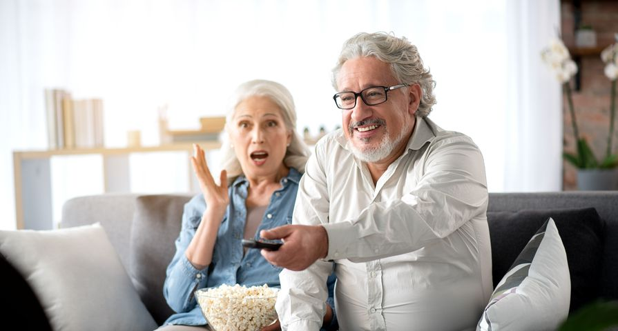 Older Couple Shocked by Cable Costs
