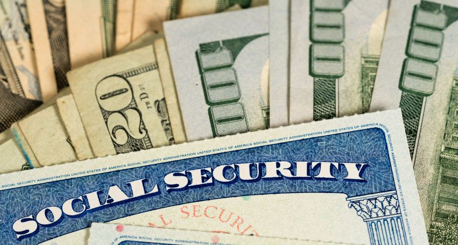 Social Security Cards & Money