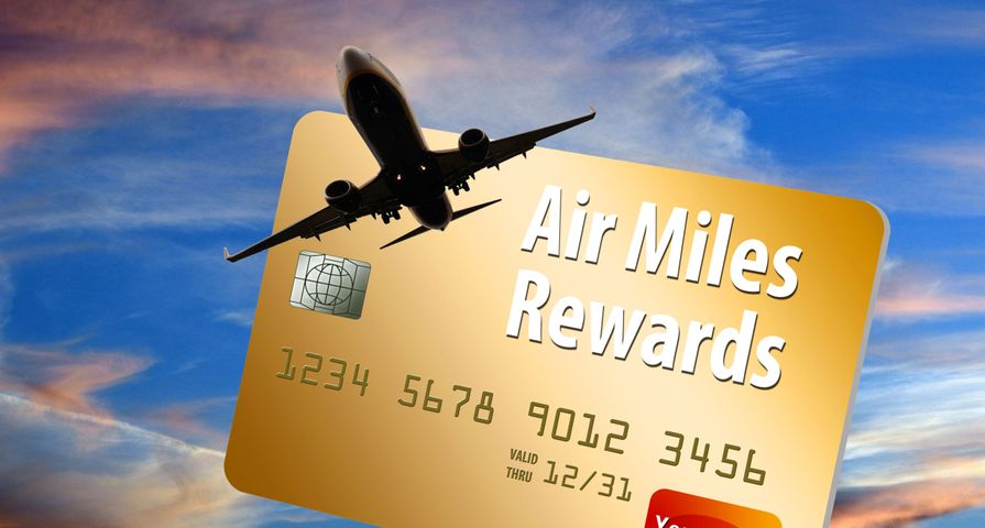 Credit Card with Air Mile Rewards