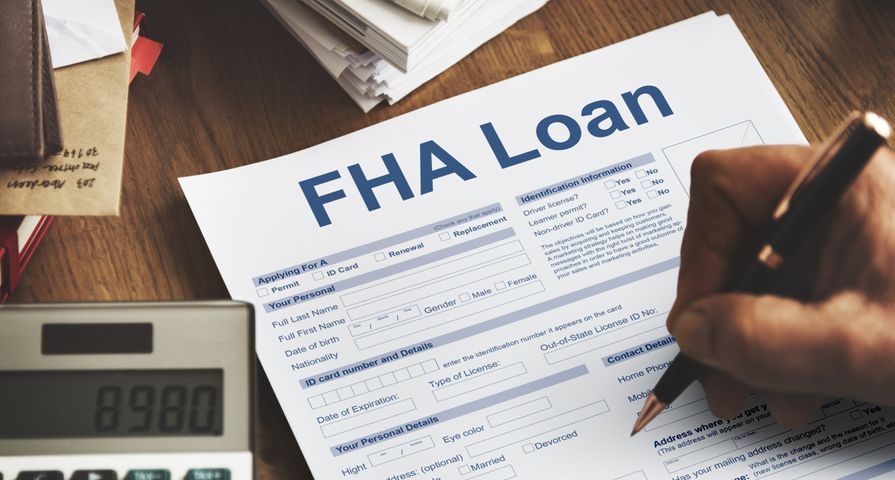 FHA Loan Application and Calculator