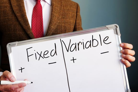 Fixed Rate vs. Variable Rate: What Are The Best Borrowing Terms For You?