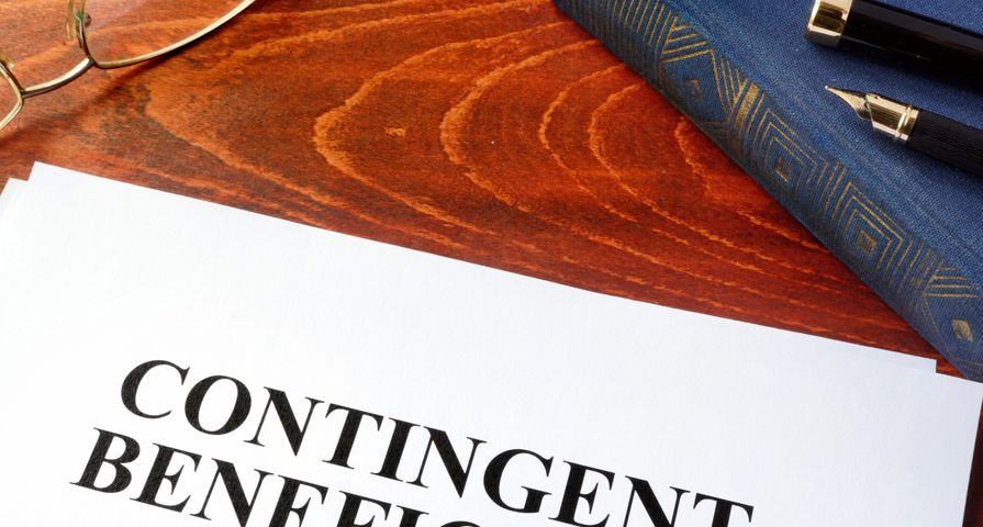 Contingent Beneficiary Paperwork