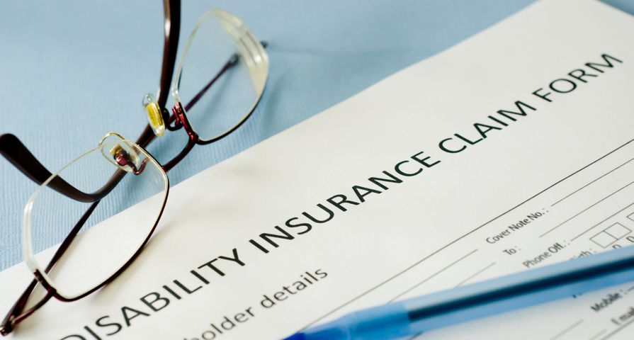 Short Term Disability Insurance Paperwork