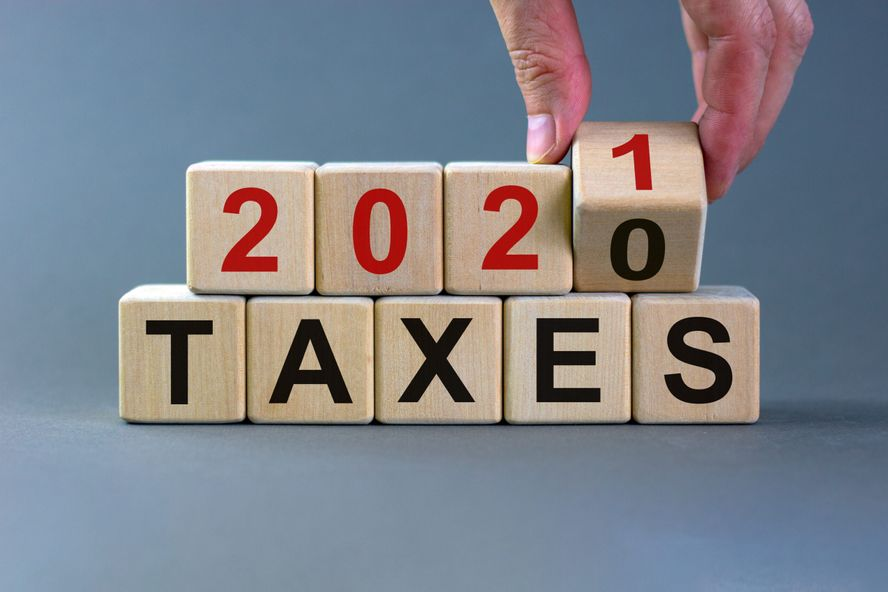 Important Tax Changes You Need to Know About For 2021