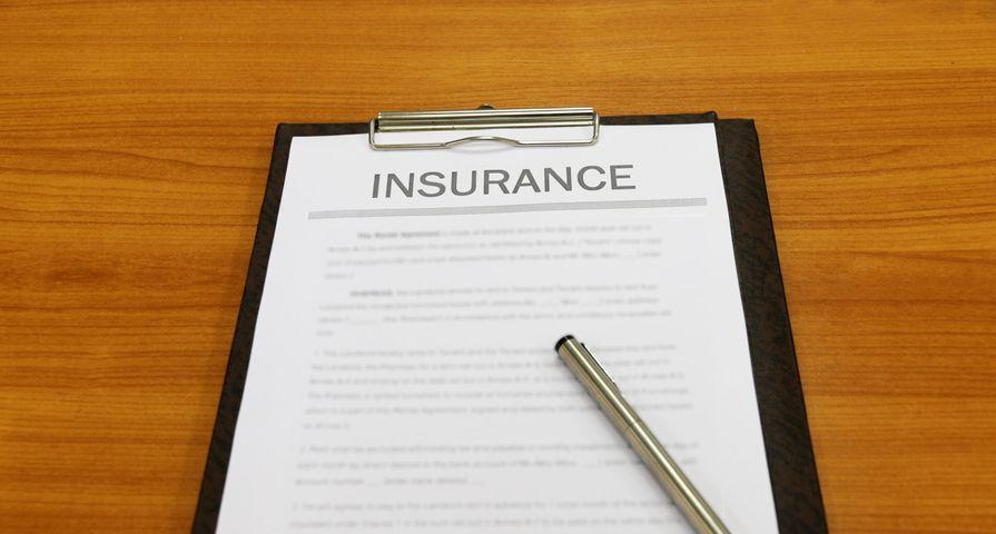 Insurance Binder Paperwork Contract