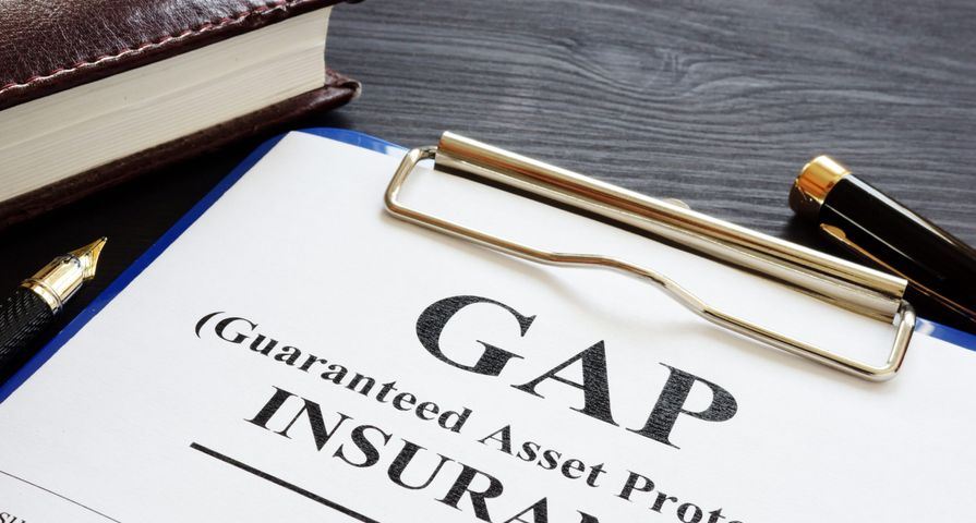 Gap Insurance Paperwork