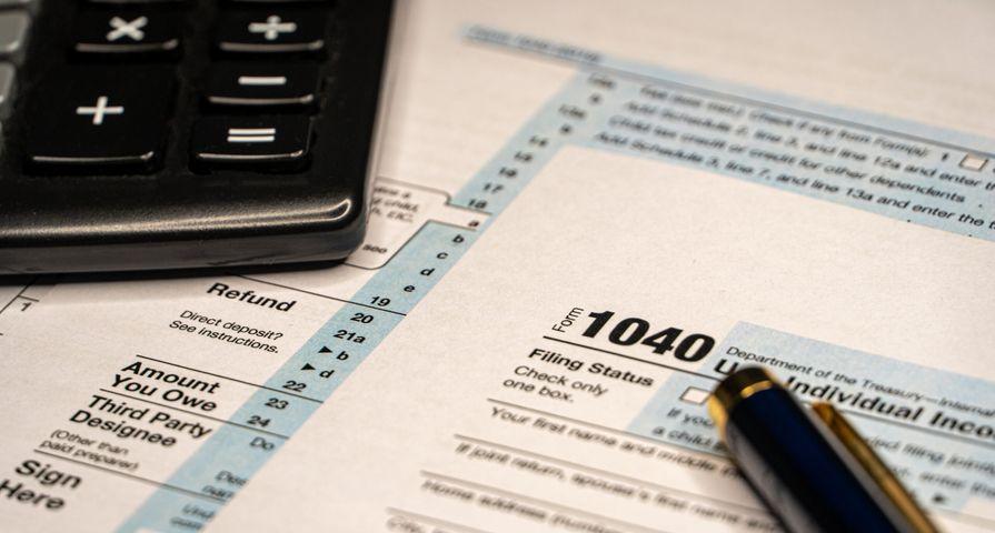 Tax Form 1040 Schedule 1