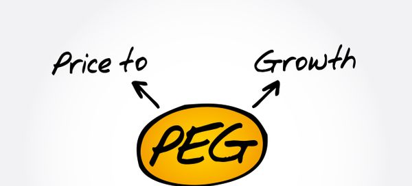PEG Ratio: What Is It? And What's A Good One?