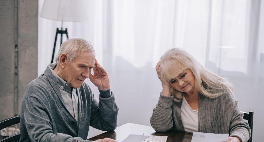 Retired Couple Money Mistakes