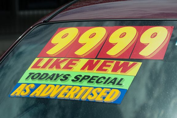 Signs You Probably Shouldn't Buy That Used Car